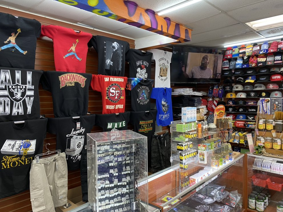 Sal's Tobacco and More: 110 N 11th Ave, Hanford, CA