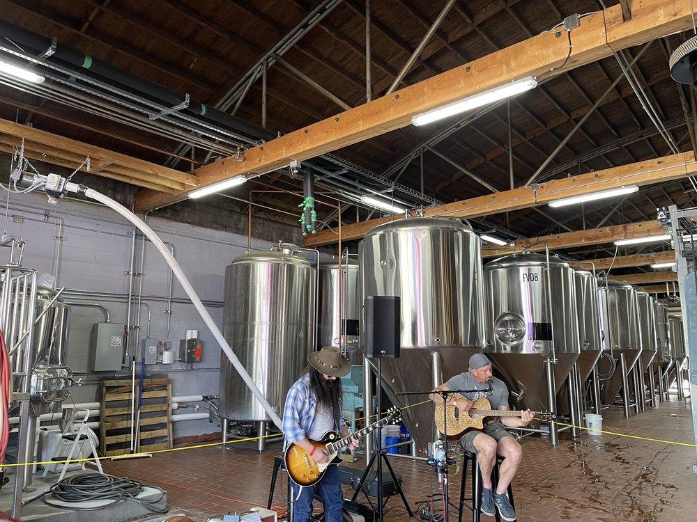 CBV Brewery + Taproom: 116 W A St, Newton, NC
