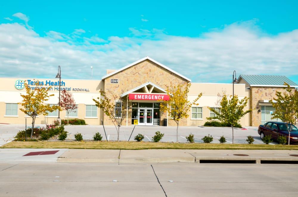 Texas Health Presbyterian Hospital Rockwall - 46 Reviews