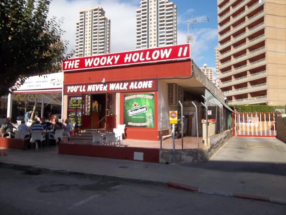 Wooky Hollow 2: Avenida de Cuenca, 20, Benidorm, A
