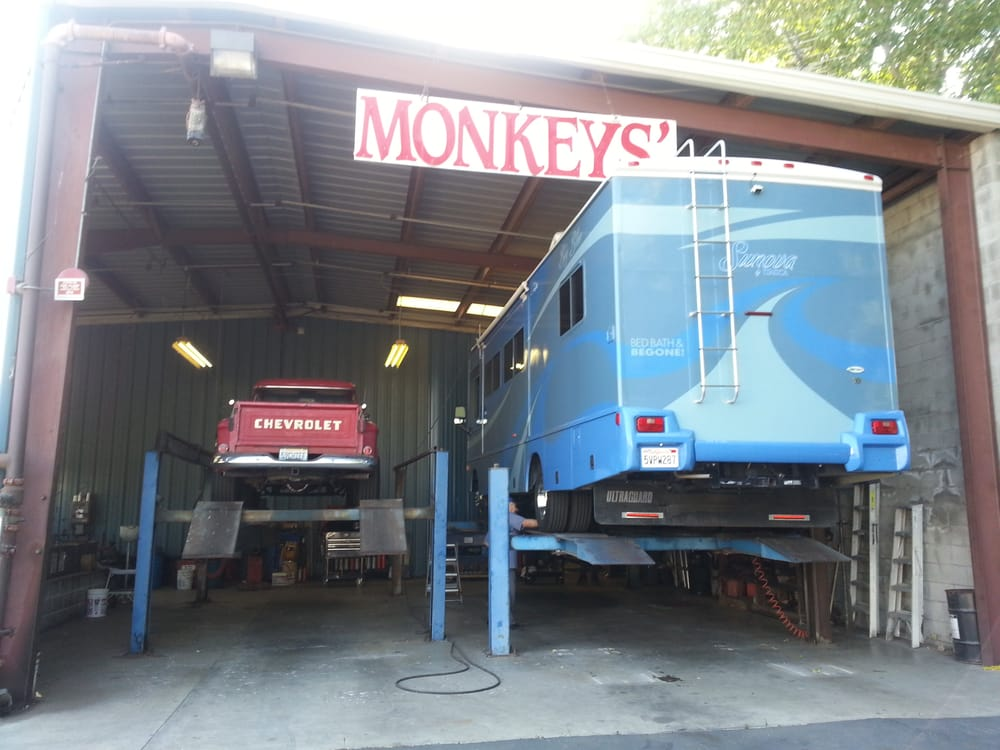 Monkey S Rv Amp Auto Service 14 Reviews Auto Repair