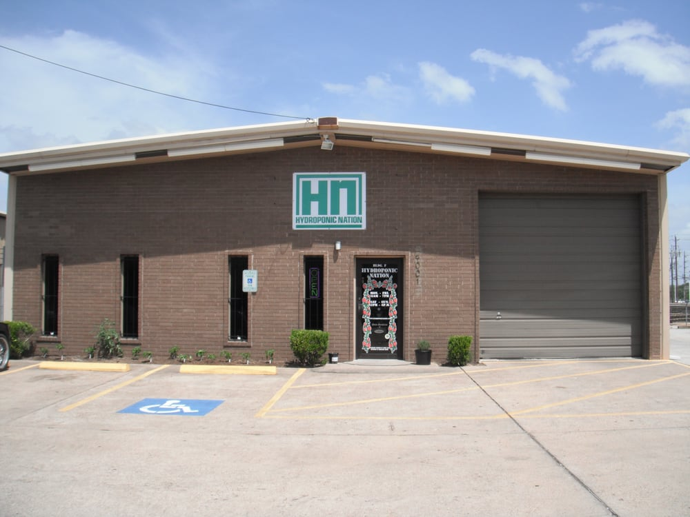 o - Hydroponic Stores Houston