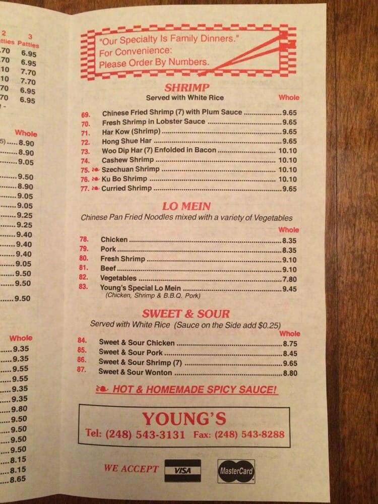 Chinese Food Near Royal Oak Mi