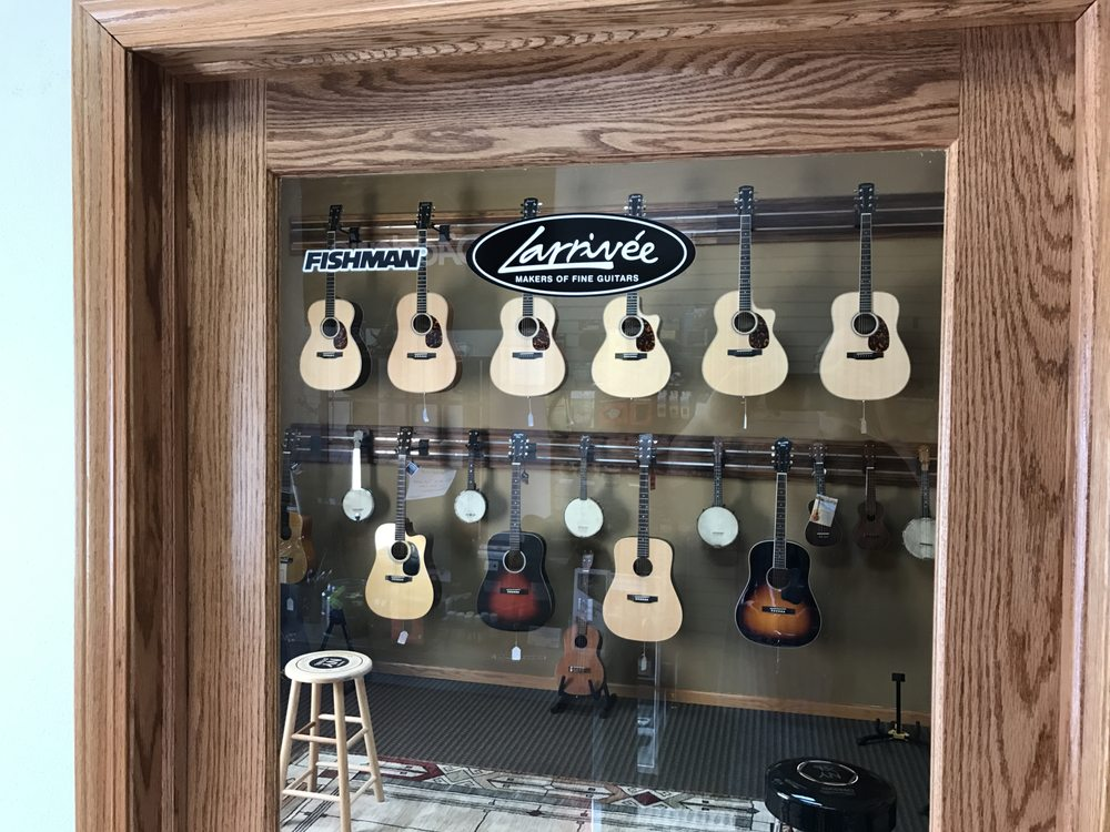 Hatfield Guitar and Repair: 2152 West US Hwy 14, Janesville, WI
