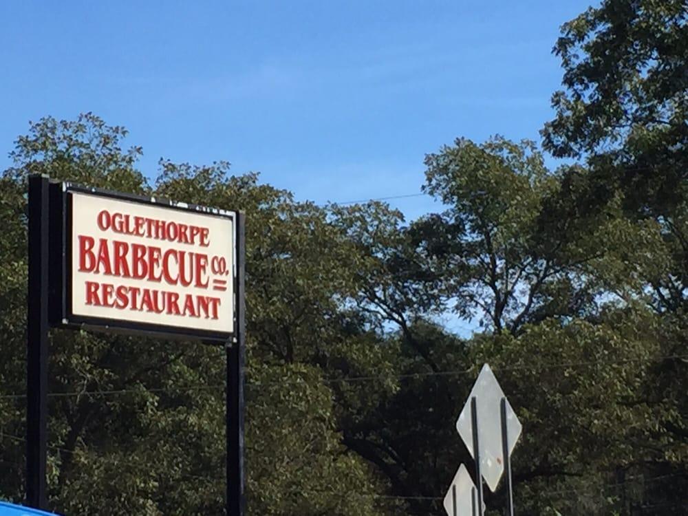 Oglethorpe BBQ: 1956 Ga Highway 49 S, Oglethorpe, GA