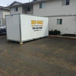 Photo of Mi-Box Moving and Mobile Storage - Grande Prairie AB Canada & Mi-Box Moving and Mobile Storage - 17 Photos - Self Storage - 9827 ...