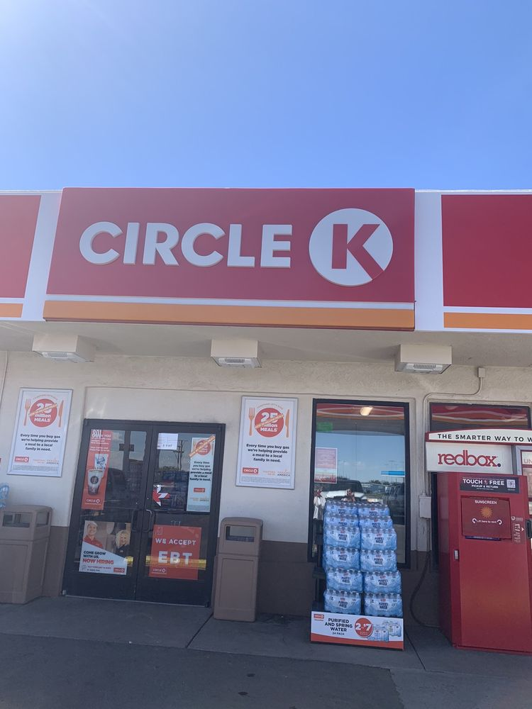 Circle K: 801 E Thorpe Rd, Las Cruces, NM