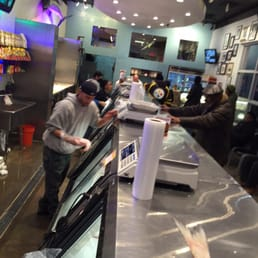 Fresh fish house 12 reviews seafood markets 10033 w for Detroit fish market