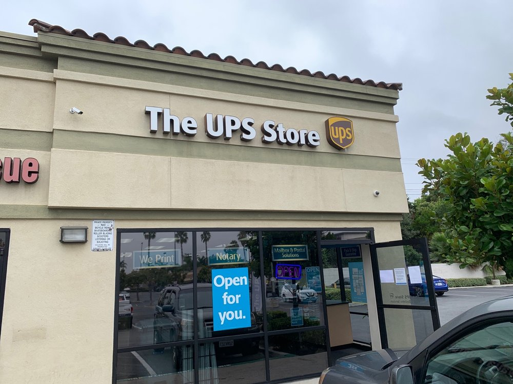 The UPS Store: 2121 W Imperial Hwy, La Habra, CA