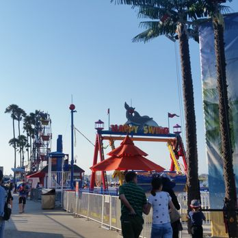 Photo Of Balboa Fun Zone Rides Newport Beach Ca United States