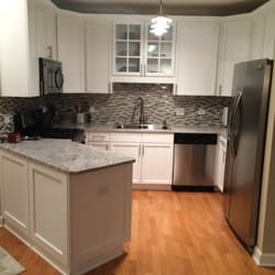 Kitchen Cabinets Yelp nhance wood renewal - 40 photos & 35 reviews - cabinetry - 960