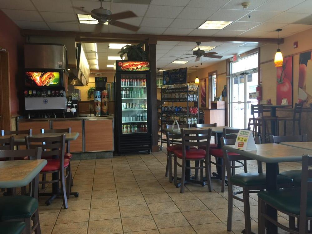 Subway: 24 Sardis Rd, Asheville, NC