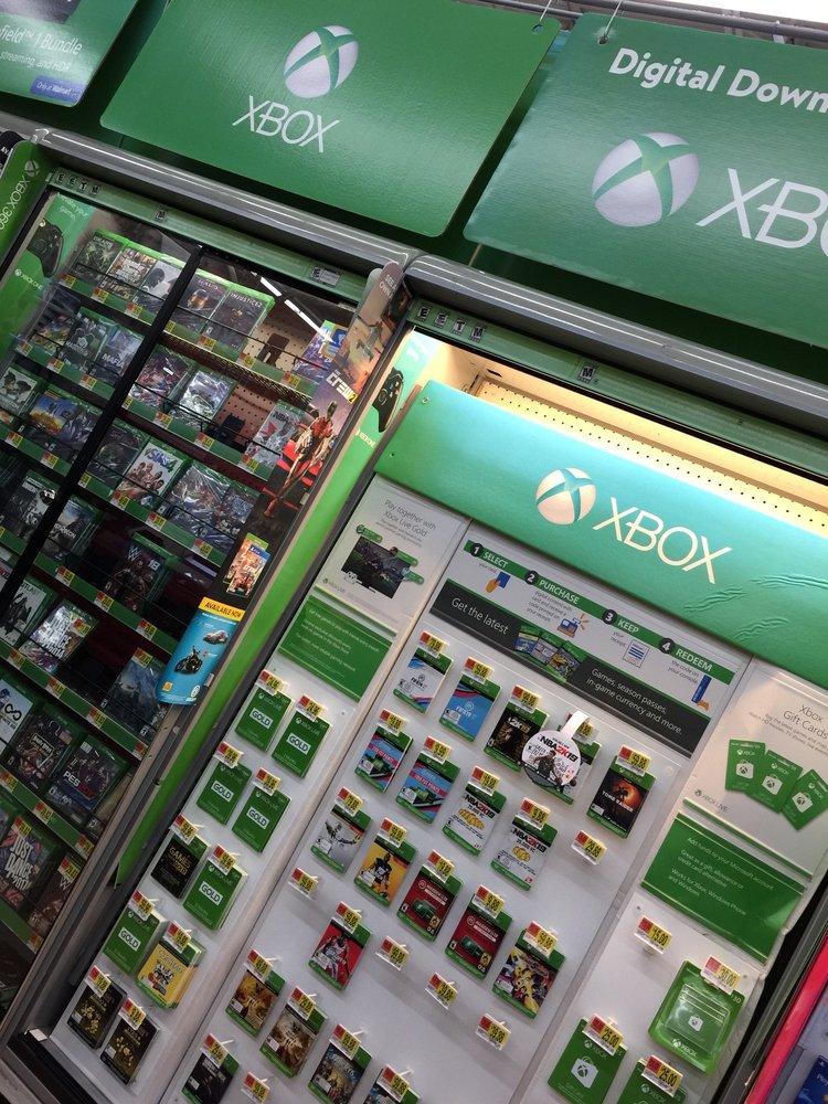 Xbox Gift Card Walmart - Gift Ideas