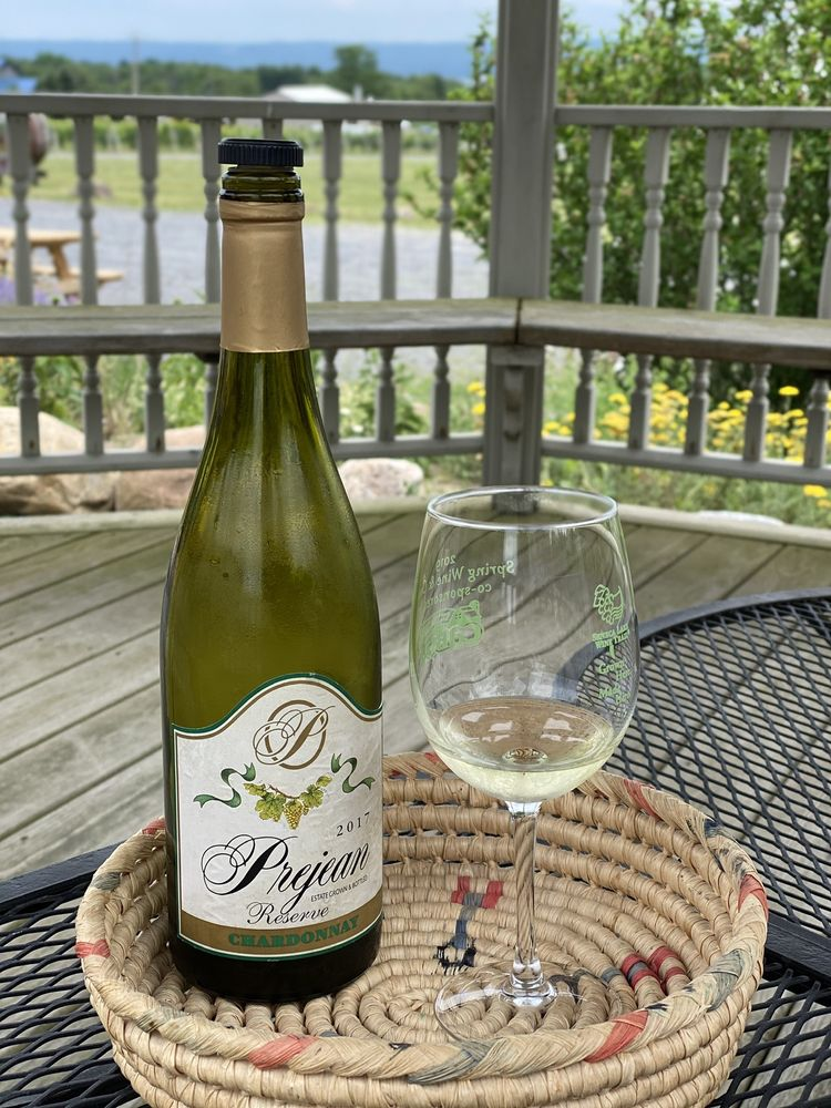 Prejean Winery: 2634 State Rt 14, Penn Yan, NY