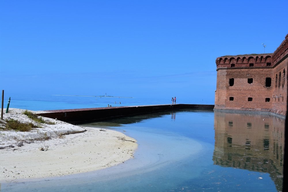 Dry Tortugas National Park  Reservations: 700 Front St, Key West, FL