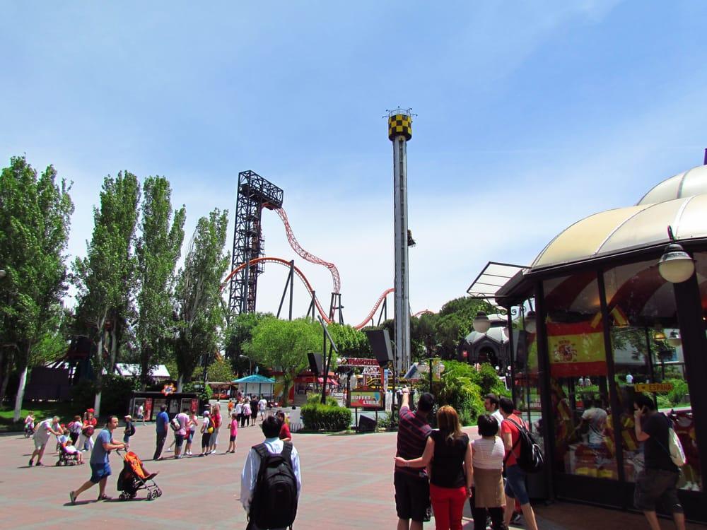 Photos For Parque De Atracciones De Madrid Yelp