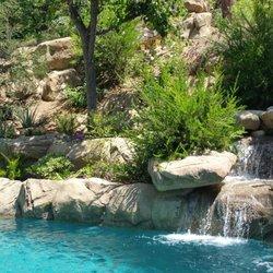 Photo Of Rock N Aquascape Pools   Azusa, CA, United States. Rock Pool
