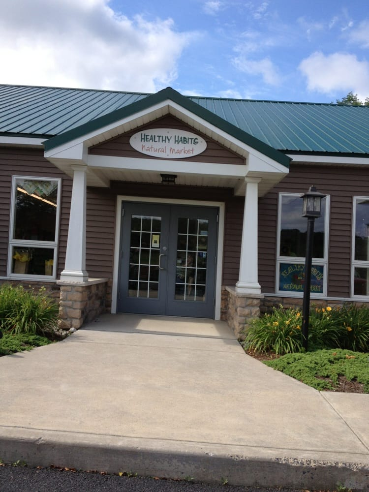 Healthy Habits Natural Market: 1120 Centre Turnpike, Orwigsburg, PA