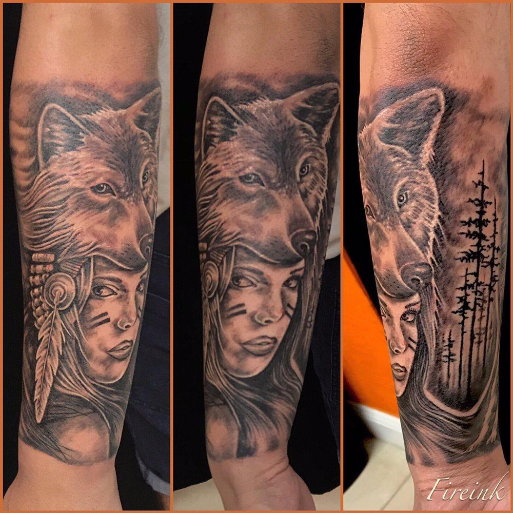 Fire Ink Tattoo: 103100 Overseas Hwy, Key Largo, FL