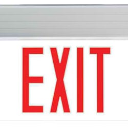 Photo Of Emergency Lights San Francisco Ca United States Exit Signs Co