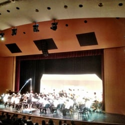 Skyline College Main Theater - Performing Arts - 3300 ...