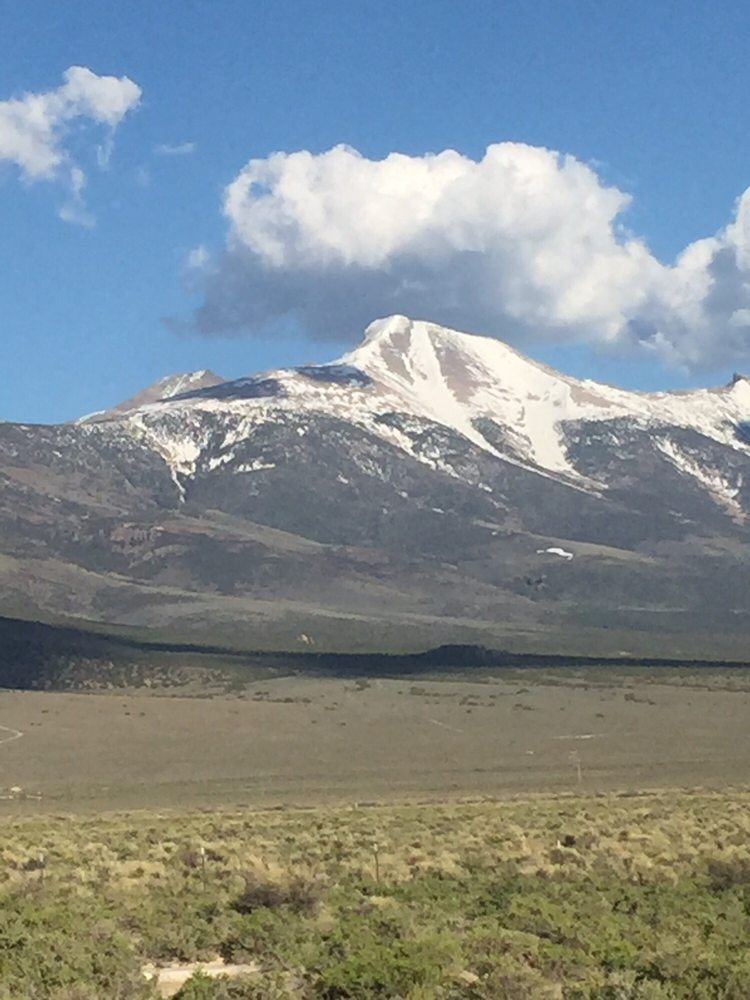 Wheeler Peak: 100 Great Basin National Park, Baker, NV