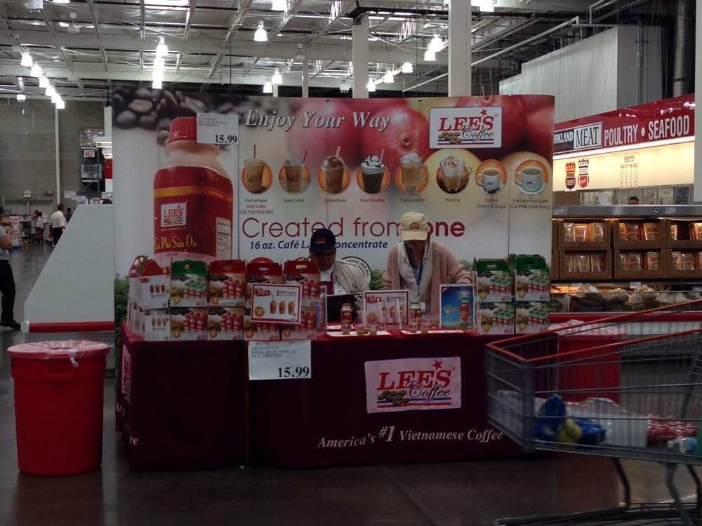 Lee S Coffee At Costco Yelp