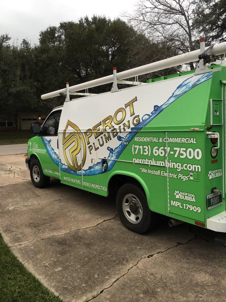 Perot Plumbing: 5010 Tamarisk St, Bellaire, TX