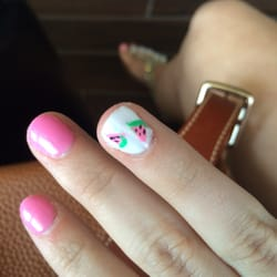 Nail art nail salons 2544 walton blvd warsaw in phone photo of nail art warsaw in united states bumpy smeared watermelon slices prinsesfo Choice Image