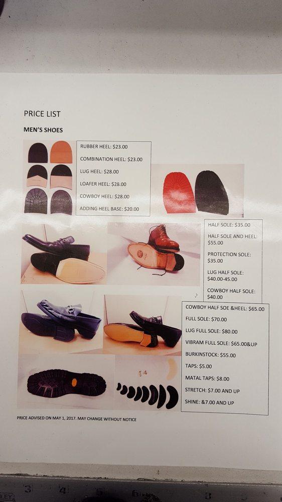 Belk Shoe Repair