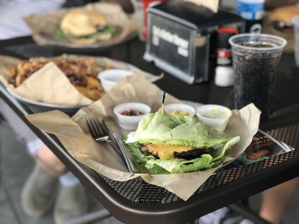 All Star Burger: 12921 Hill Country Blvd, Austin, TX