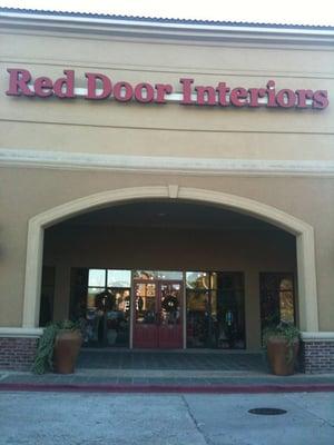Red Door Interiors 13726 Perkins Rd Baton Rouge La Furniture Stores