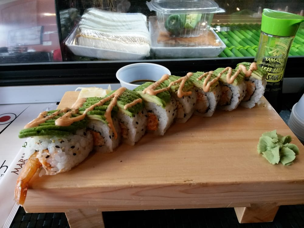 Sushi in Madison - Yelp