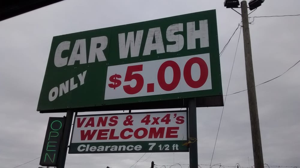 Car Wash Only $5.00: 63RD St W Passyunk Ave, Philadelphia, PA