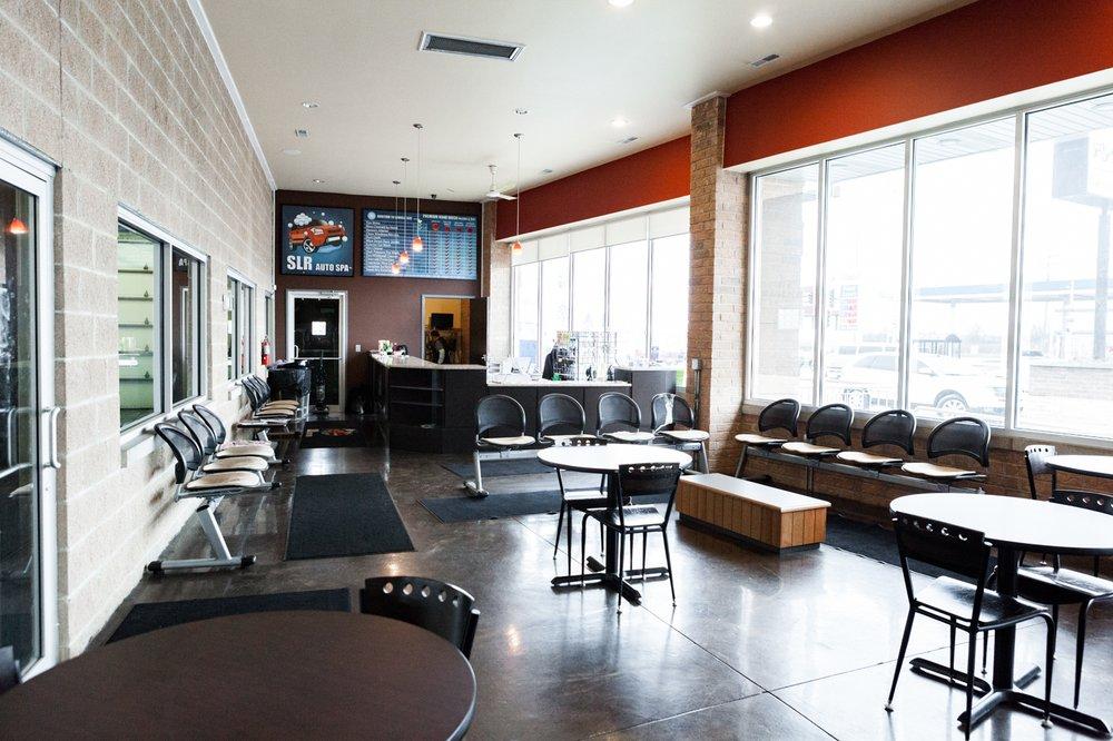 SLR Auto Spa & Cafe: 15865 Dixie Hwy, Harvey, IL