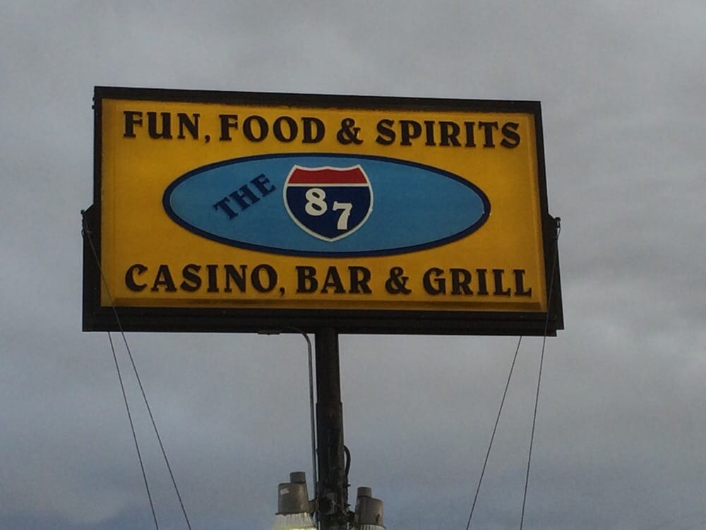 The 87 Casino Bar & Grill: 42754 US Highway 87, Stanford, MT