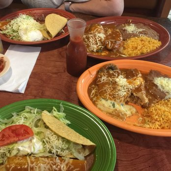 Photo Of El Gallo Mexican Restaurant Sutton Wv United States Special Dinner