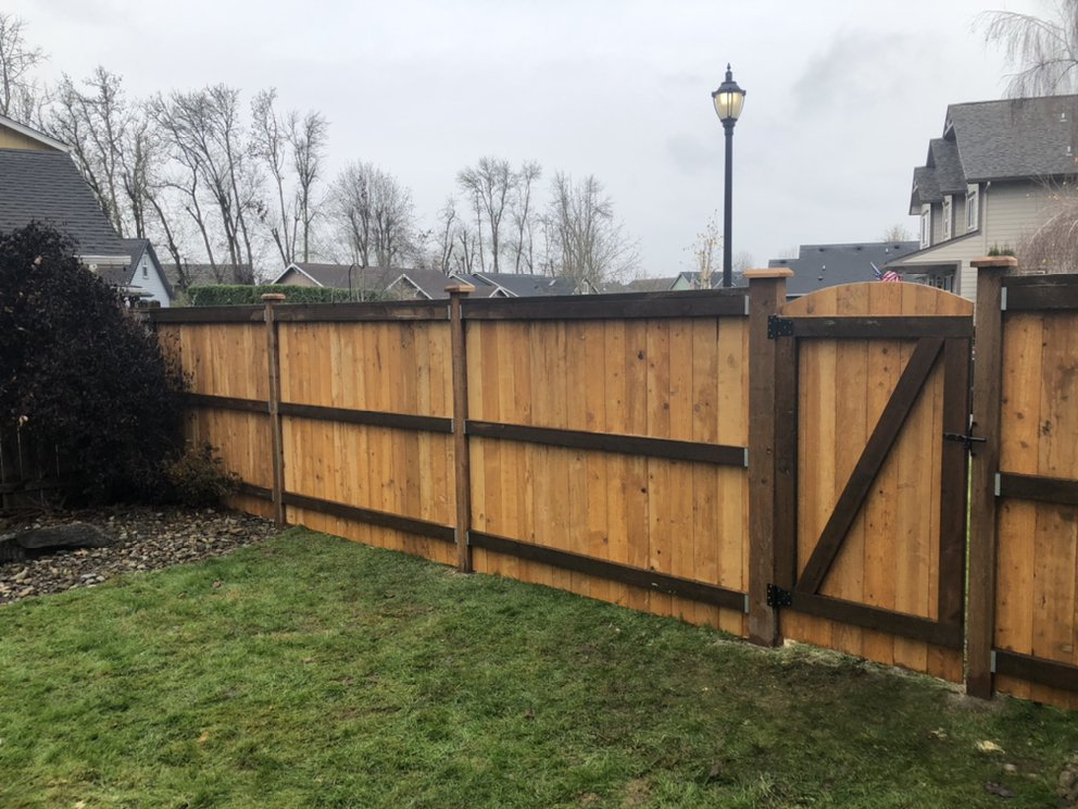 Jas Fence: Springfield, OR