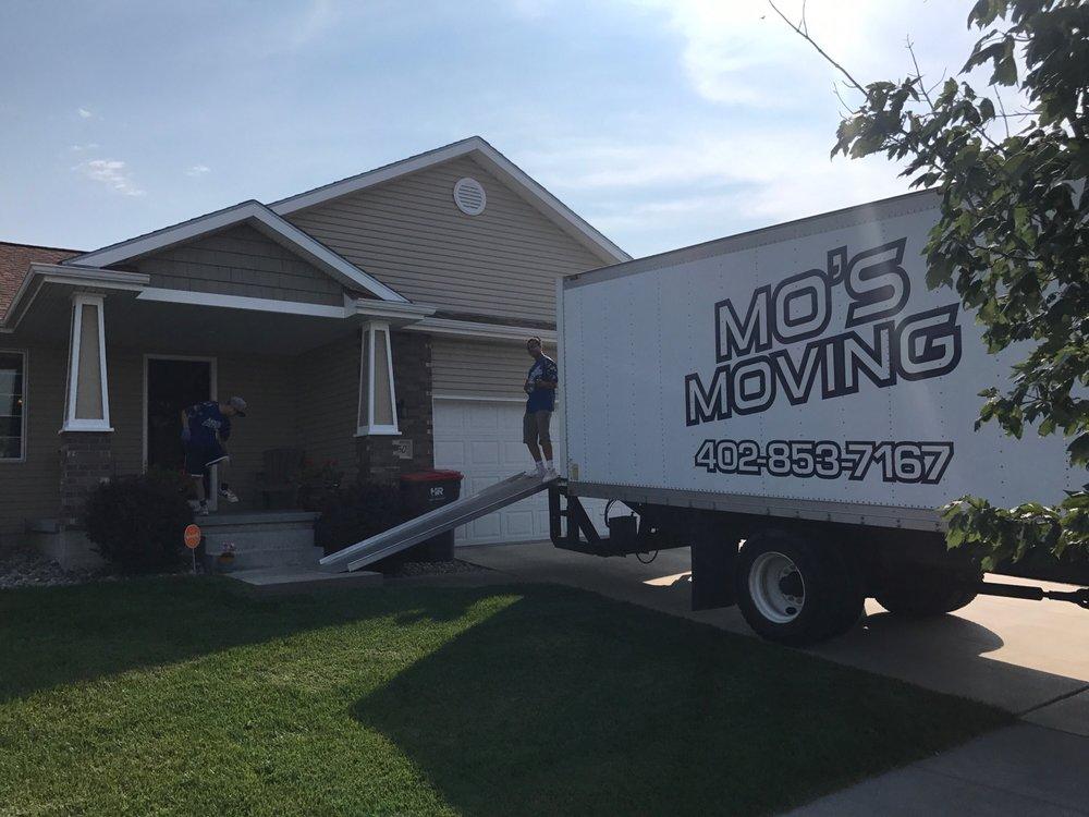Mo's Moving: Lincoln, NE