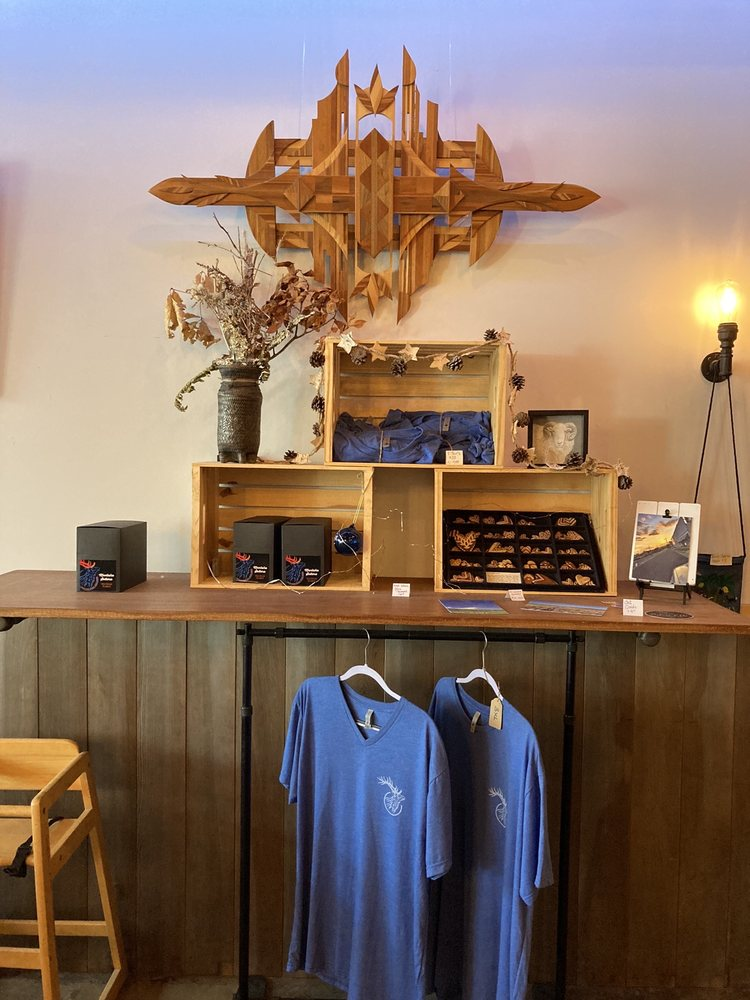 Blue Elk Coffee: 315 W Spotswood Trl, Elkton, VA
