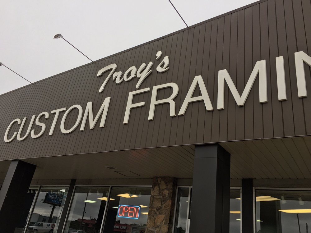 Troy's Custom Framing