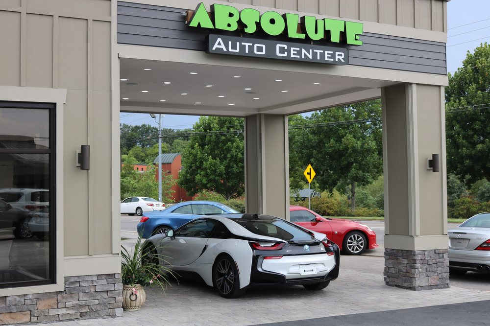 Absolute Auto Center: 415 SE Broad St, Murfreesboro, TN