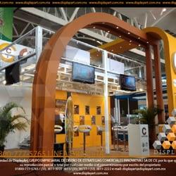 Stands Para Expo En Guadalajara : Diseño de stand para instituto internacional expo tu mejor