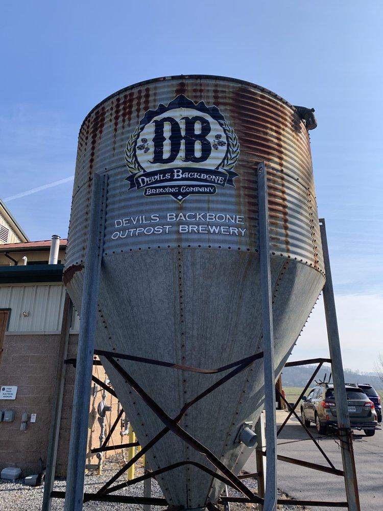 Devils Backbone Brewing Company: 50 Northwind Ln, Lexington, VA