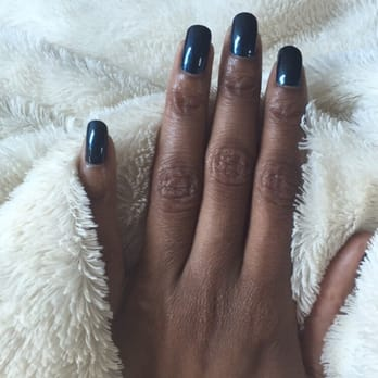Unprotected czech nail