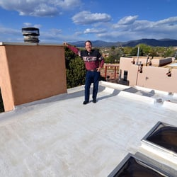 Photo Of Fix My Roof   Santa Fe, NM, United States. Skip Whitson