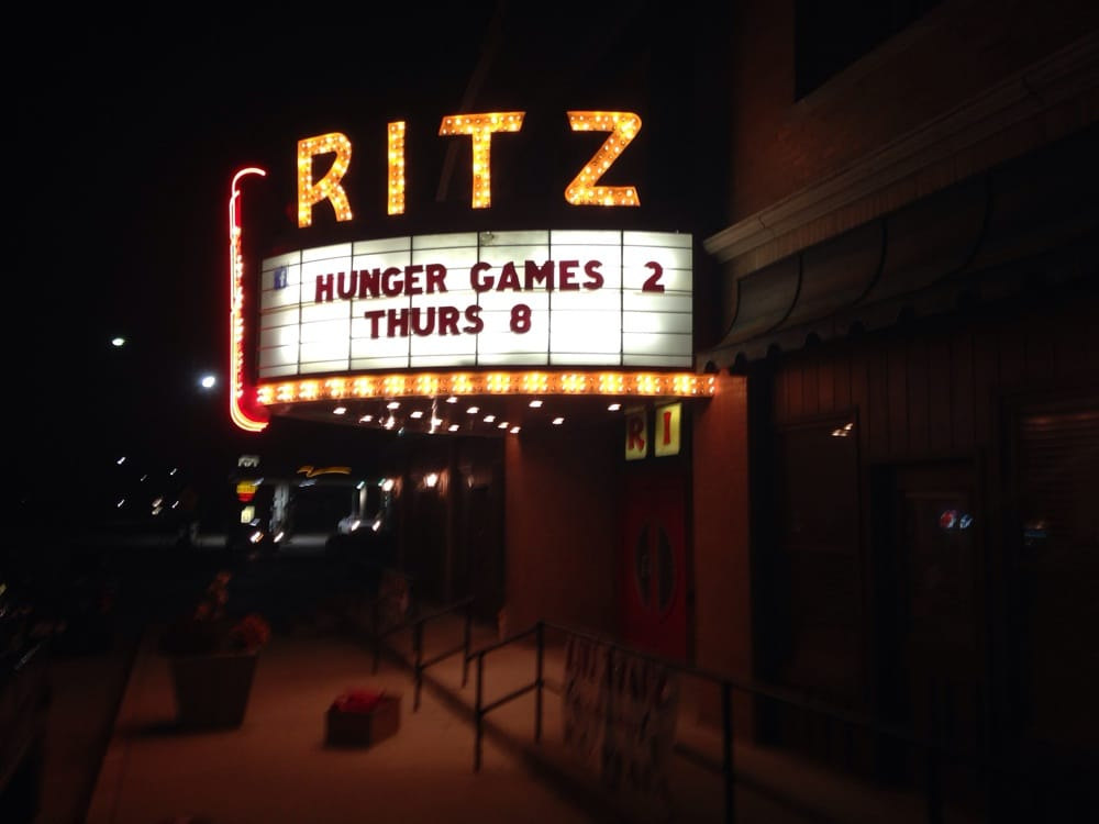 Ritz Theater: 210 W Ohio St, Rockville, IN