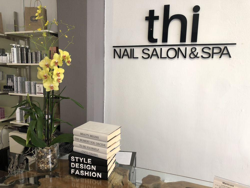 Thi Spa & Nails: 310 Sutter St, San Francisco, CA