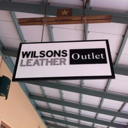 In-Store Offers (0) Wilson's Leather Coupons & Promo Codes. 20% off. Promo Code 4 used today Extra 20% Off Outerwear At Wilsons Leather. Wilsons Leather has more style with this code. Right now, get Extra 20% Off Outerwear And Free Shipping On $50+ Order! Get great savings at Wilsons Leather Shop on women's genuine leather styles!