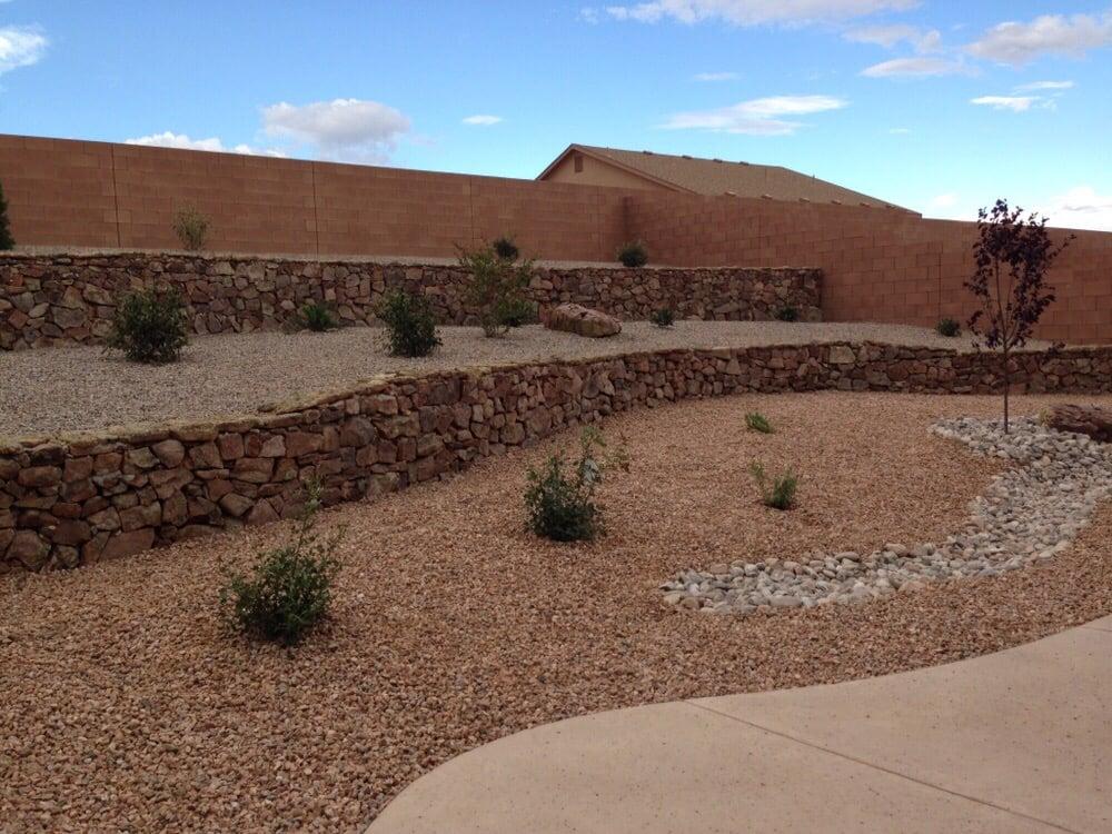 Hilltop Landscape Architects & Contractors: 7909 Edith Blvd NE, Albuquerque, NM
